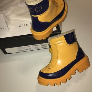 Gucci boots NEW, Authentic